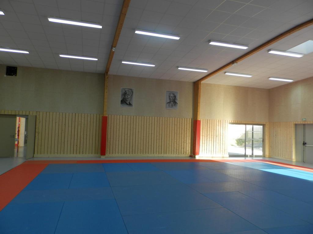 Nouveau Dojo De Cires Les Mello Judo Club Municipal De Montataire